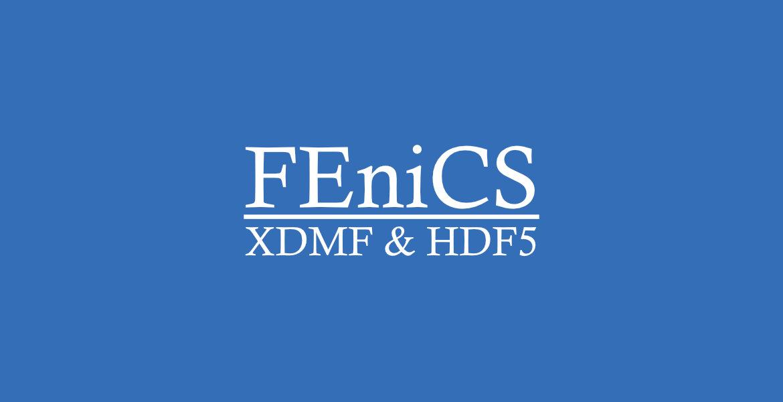 FEniCS: The XDMF schema – Computational Mechanics